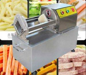 Semi-Automatic French Fries Cutting Machine