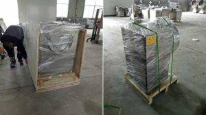 Potato-Washing-Peeling-and-Cutting-Machine-Plywood-Packing-for-Tanzania-Customer