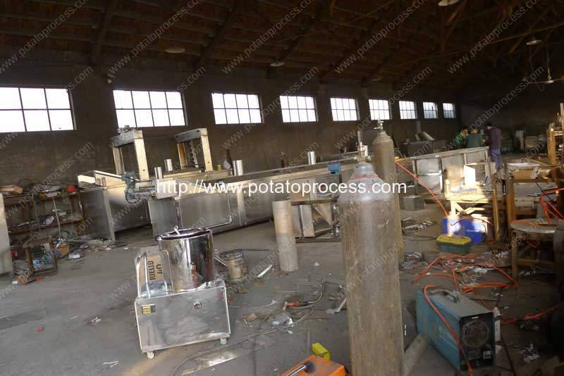 French-Fries-Machine-Manufacturing-Process-Factory-Visit