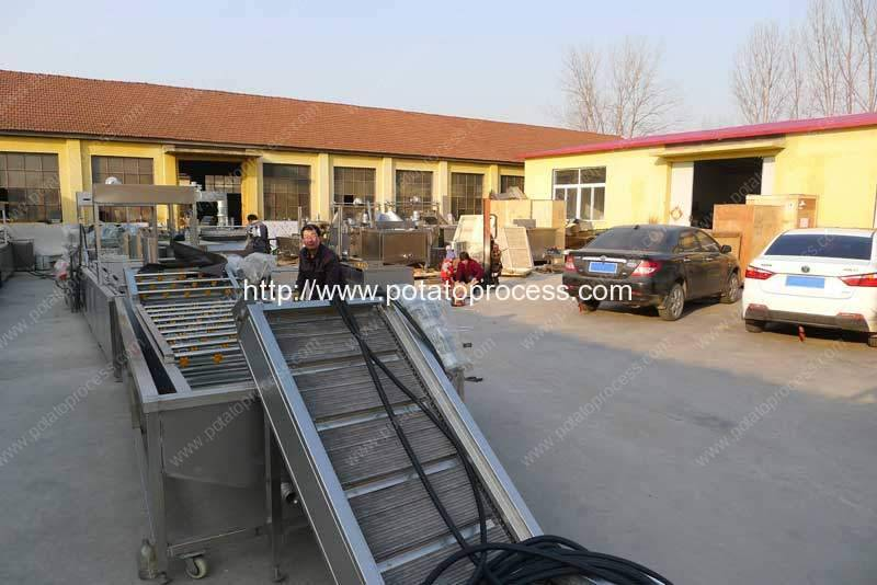 Full-Automatic-French-Fries-Production-Line-Machine-Manufacture-and-Supplier-Factory