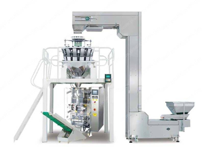 Full-Automatic-Potato-Chips-Packing-Plant