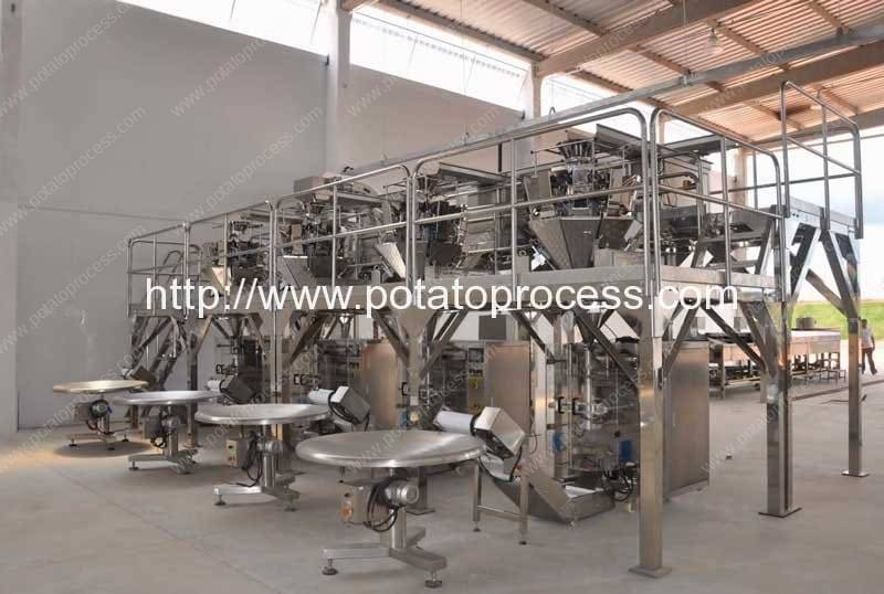 Potato-Chips-Automatic-Packing-Plant