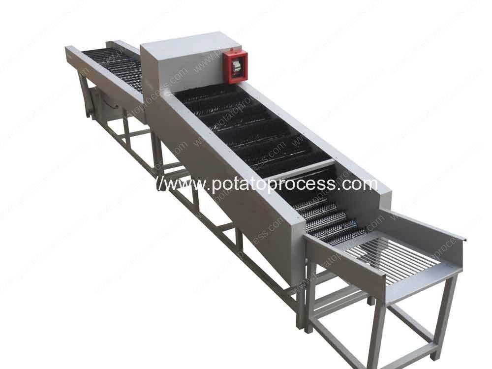 Potato Dry Cleaning Machine