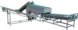 Potato Dry Cleaning & Potato Grader Line