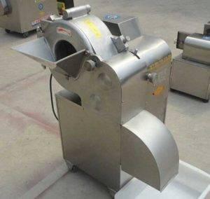 Cube Shape Potato Cutting Machine