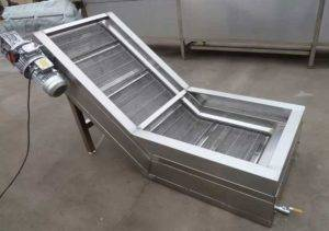 stanless-steel-mesh-belt-conveyor-for-potato-chips-french-fries-production-line