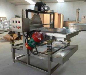 vibrate-water-removing-machine-for-potato-chips-production-line