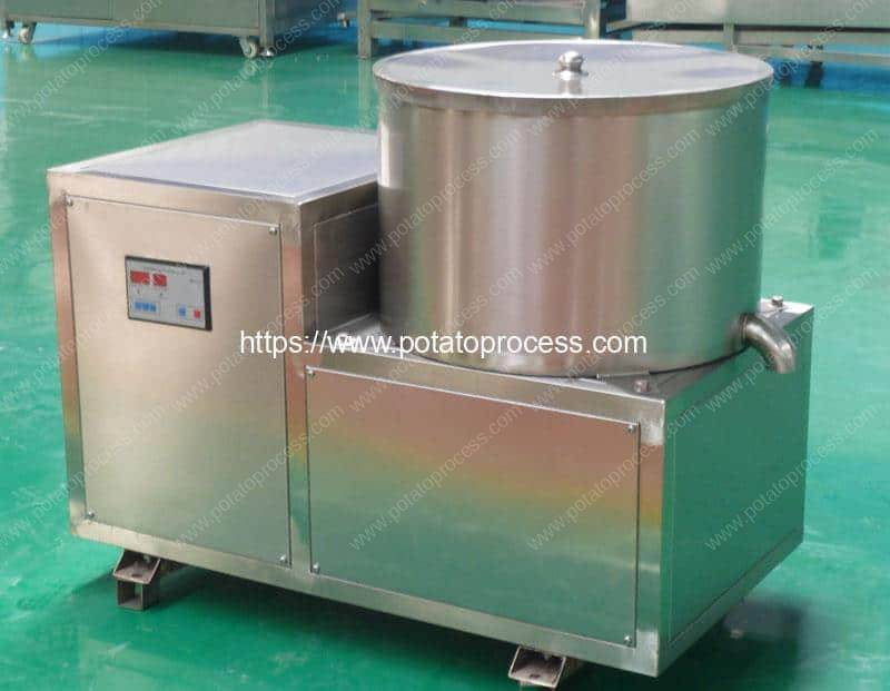Centrifugal-Type-French-Fries-and-Potato-Chips-De-oiling-Machine