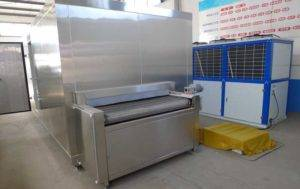 Full-Stainless-Steel-Individual-Quick-Freezing-Machine-for-Frozen-French-Fries