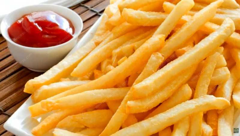 How to Make Lower-Fat French Fries