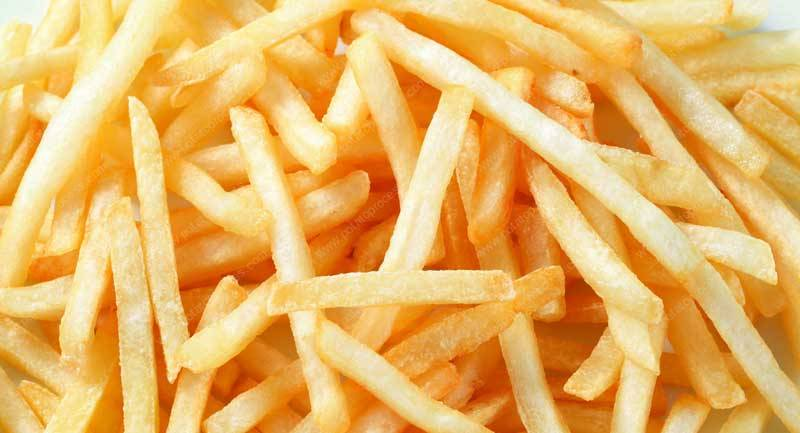 Interesting Knowledge for French Fries