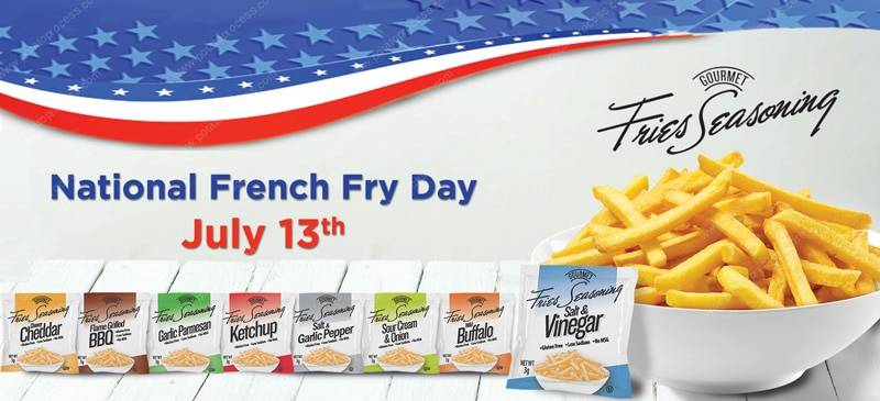 National-French-Fries-Day