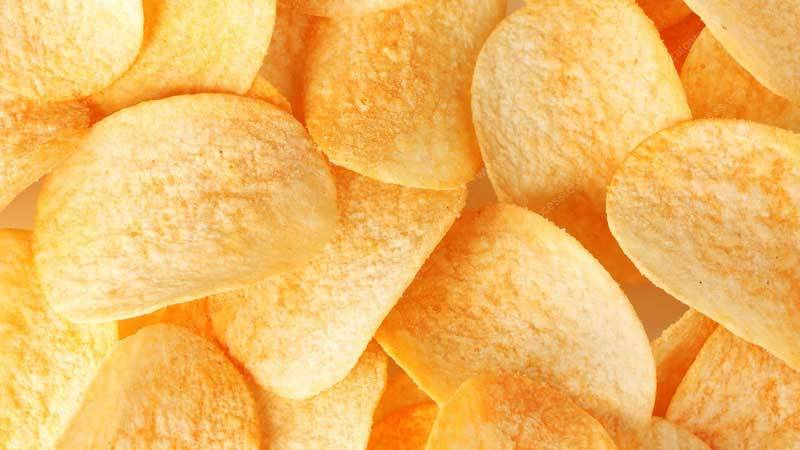 Introudction of  Potato Chips in America
