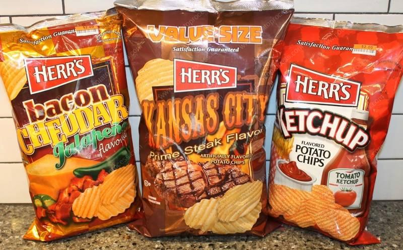 Why Choose Ketchup Potato Chips