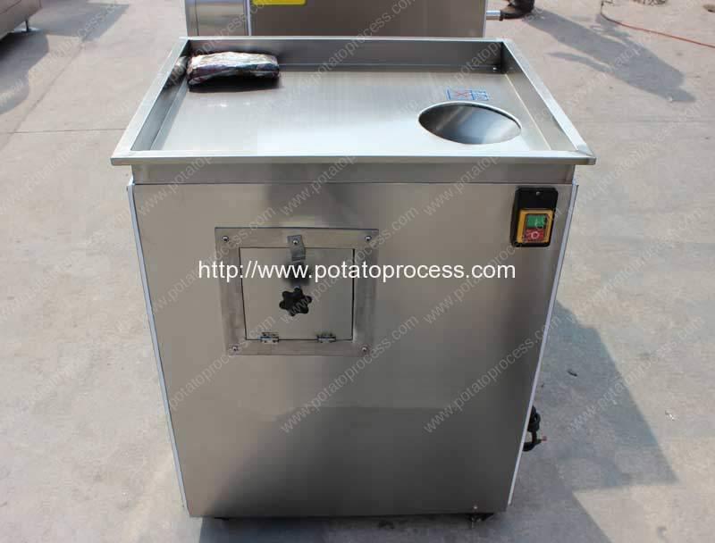 Patatas fritas de corte automático de la máquina para la venta