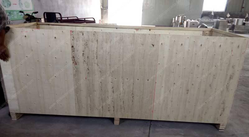 Brush-Type-Potato-Washing-Peeling-Machine-for-Ukraine-Market