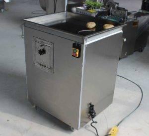Automatic Wave Shape Potato Chip Cutting Machine