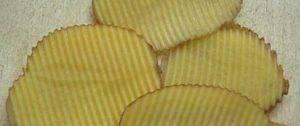 Automatic-Wave-Shape-Potato-Chip-Cutting-Machine