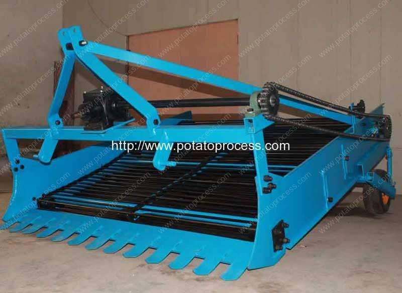 Automatic Patato Harvester Machine