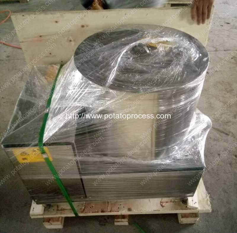 Semi-Automatic-Water-Dehydrated-Machine