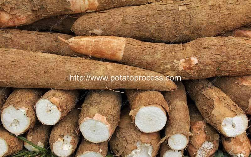 Automatic Cassava Flour Production Line for Sale