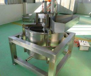 Automatic Continuous Working De-Oiling Machine for Sale