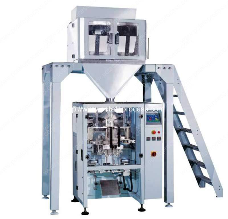 Automatic-Potato-Chips-Packing-Machine-with-Linear-Weigher
