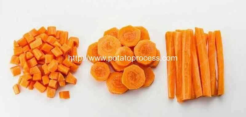 Multi-Functional-Carrot-and-Potato-Cutting-Machine-for-Cube-Shape,-Stick-and-Chips