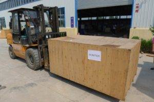 Frozen-French-Fries-Packing-Plant-Weigher-Delivery-for-Qatar-Customer