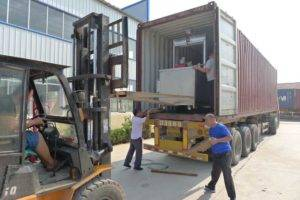 Frozen French Fries Production Line Delivery to Qatar Customer