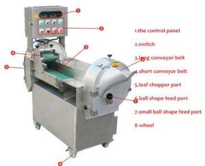 Multi-Function-Potato-Vegetable-Fruit-Cutting-Dicing-Slicing-Machine-Structure-Drawing