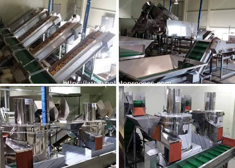 300kgh-Capacity-Potato-Knife-Peeling-Machine