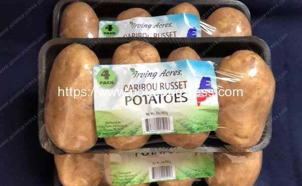 A new Maine Potato Variety, the Caribou Russet, sees an increasing popularity