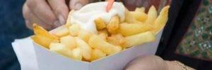 Belgium: Origin of the french fry