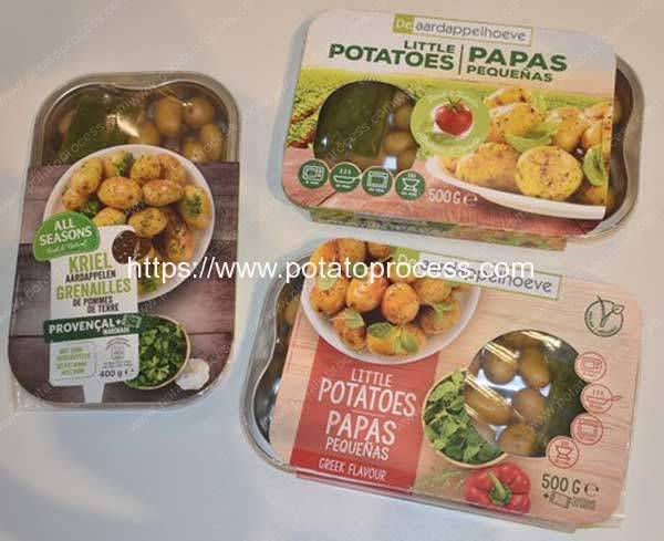 'New convenience concept should bring the younger generation back to potatoes'