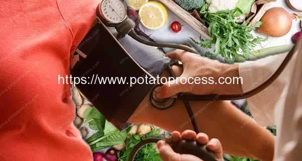 High blood pressure: Eating potatoes could lower your reading