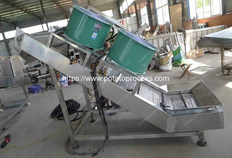 Automatic-Air-Cooling-Elevator-Conveyor