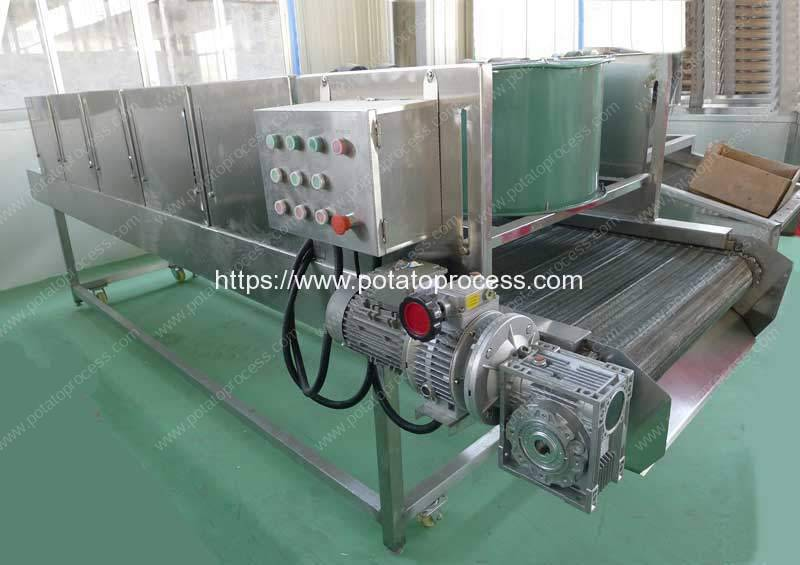 Automatic-Air-Cooling-Machine-with-Oil-Removing-Function