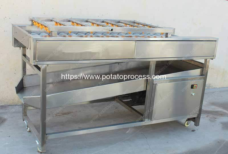 Automatic-Potato-Washing-Cleaning-Dry-Machine-for-Supermarket