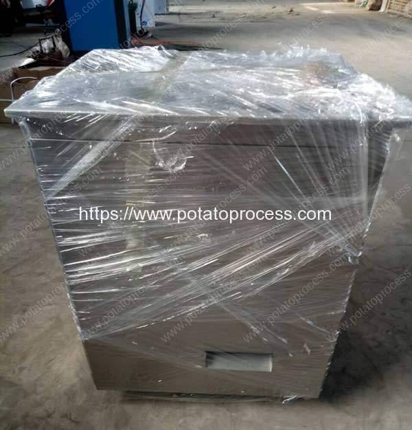 Round-Inlet-Potato-Chips-Slicing-Machine-Ready-Deliver-for-France-Customer