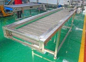 Automatic Steel Mesh Belt Selection Conveyor