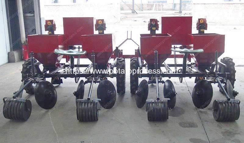 Automatic-Potato-Planting-Machine