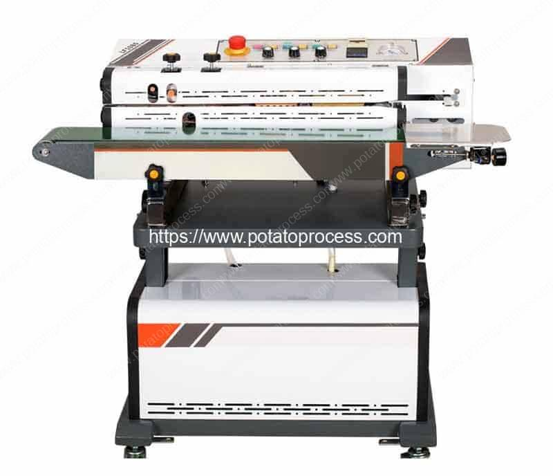 Potato-Chips-Sealing-Packing-Machine-with-Nitrogen-Injection