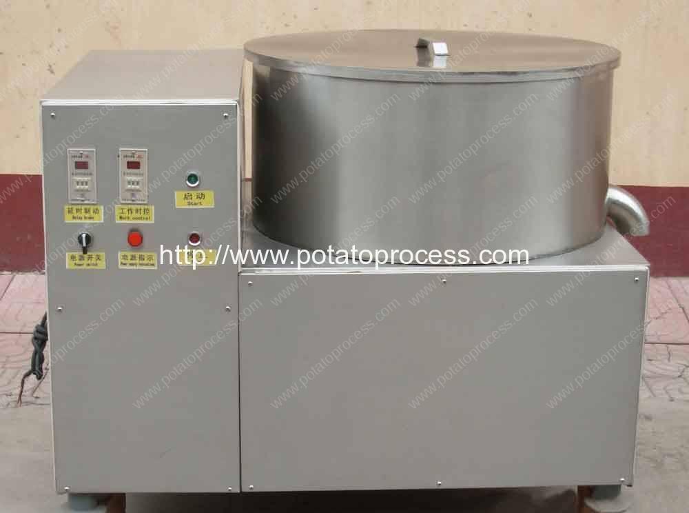 Potato-Dehydrator-Machine