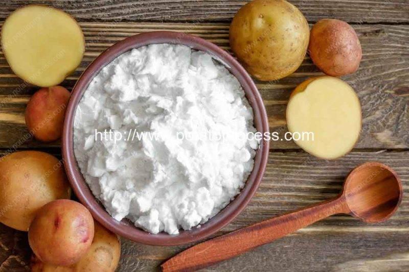 Potato-Starch-Production-Line