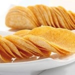 100KGH Potato Chips Production line