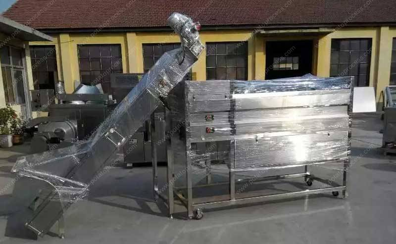 full-automatic-potato-washing-peeling-machine-with-screw-feeding-system