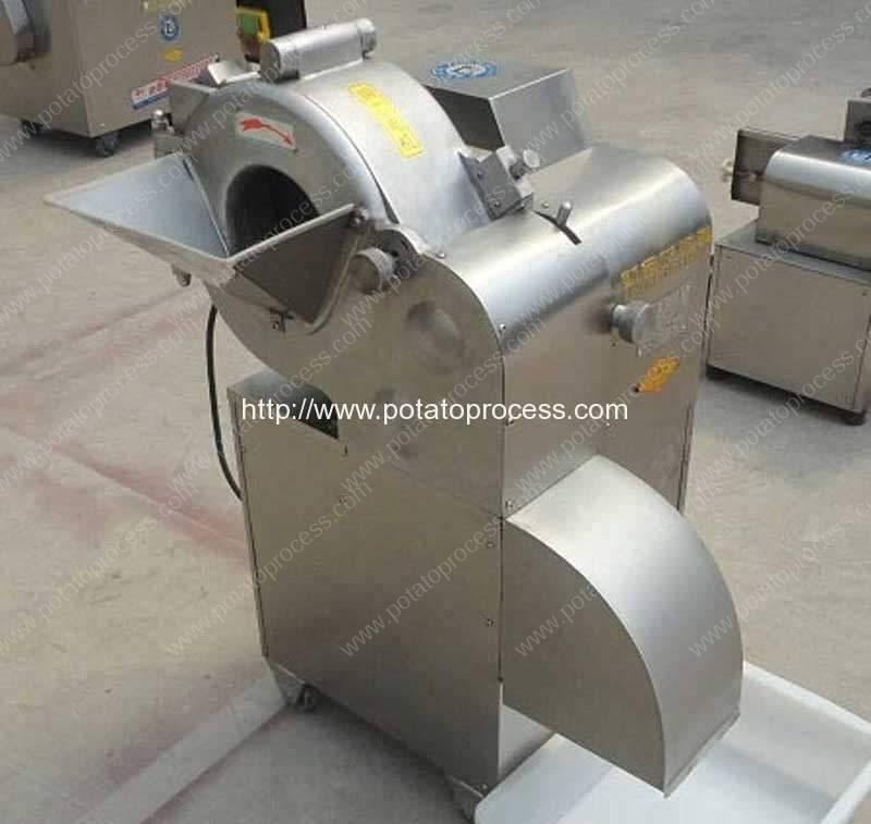 Automatic-Potato-Cube-Shape-Dicer-Cutting-Machine