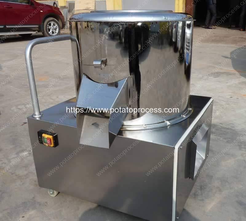 Emery-Abrasive-Potato-Washing-and-Peeling-Machine