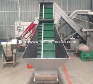 Automatic-Potato-Belt-Weighting-Packing-Machine